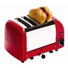 Dualit Toaster rot SS | 4 Scheiben