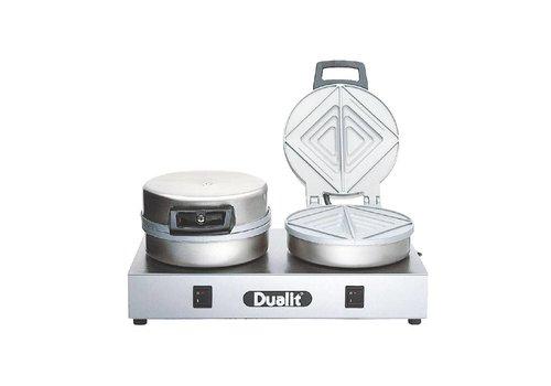 Dualit Kontakt Toaster | Rollen 60 p / h
