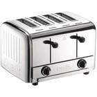Dualit Dualit Edelstahl Toaster | 4 Scheiben