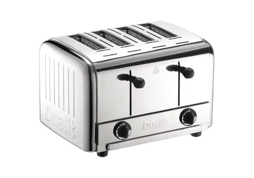 Dualit Dualit Stainless Steel Toaster | 4 cuts
