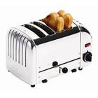 Dualit Toaster Edelstahl | 4 Scheiben
