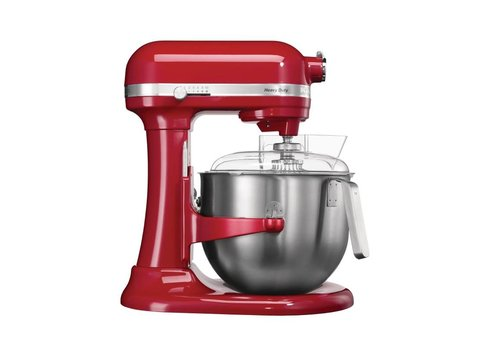 Kitchenaid K5 KitchenAid Mixer 6.9 ltr Red (M)