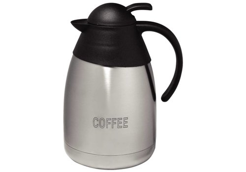 Olympia Isoleerkan rvs 1,5 ltr. COFFEE