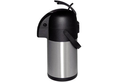 Olympia Pump jug   Stainless steel   2.5 liters