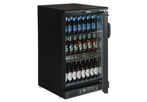 Polar Bar fridge with blind door - 92,5x60x53,5cm
