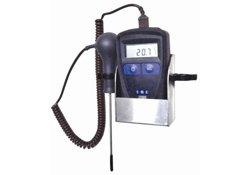 HorecaTraders Thermometer set -100°C tot +280°C