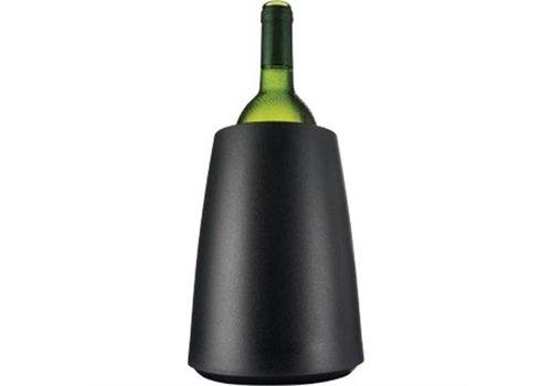 HorecaTraders Weinkühler in schwarz