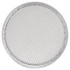 Vogue Pizza Platte Stabile Aluminium | 23cm