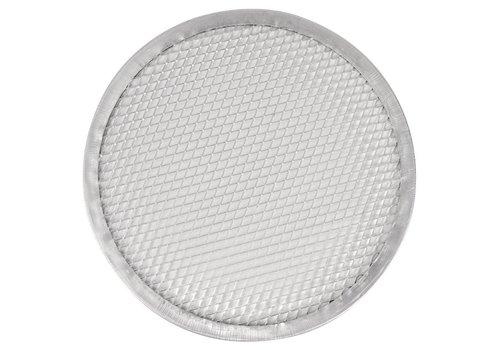 Vogue Pizza-Platte Massiv Aluminium | 23cm