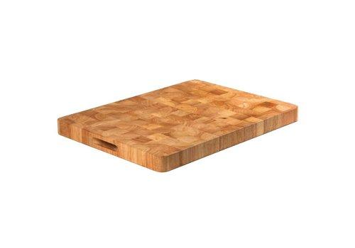 Vogue Holz Küche Schneidebrett   45 x 60 x 4,5 cm