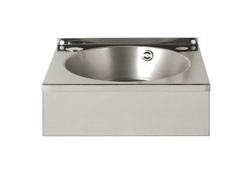 Vogue Stainless steel hand basin from Basix