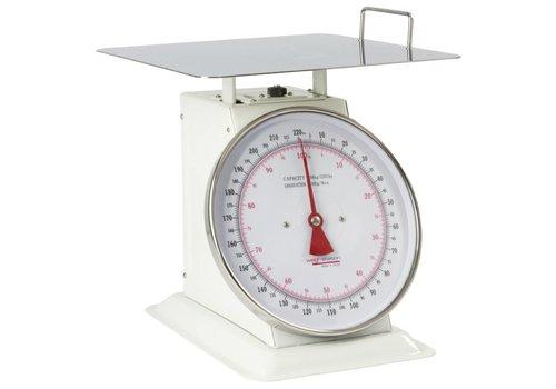 HorecaTraders Grote Weegschaal 100kg/200g