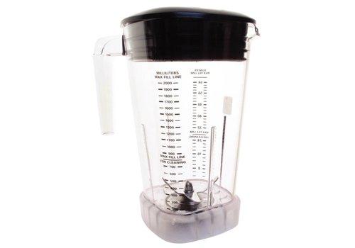Waring Blender Reservekan - 1,9 Liter