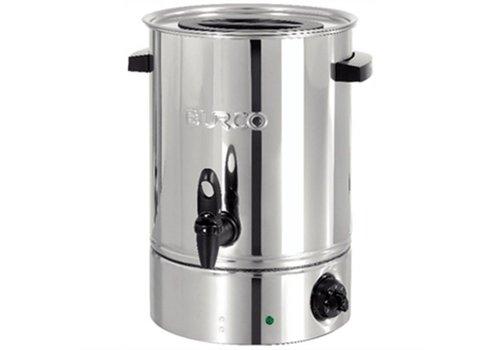 HorecaTraders RVS Gluhweinketel / Warmwaterdispenser 10 liter