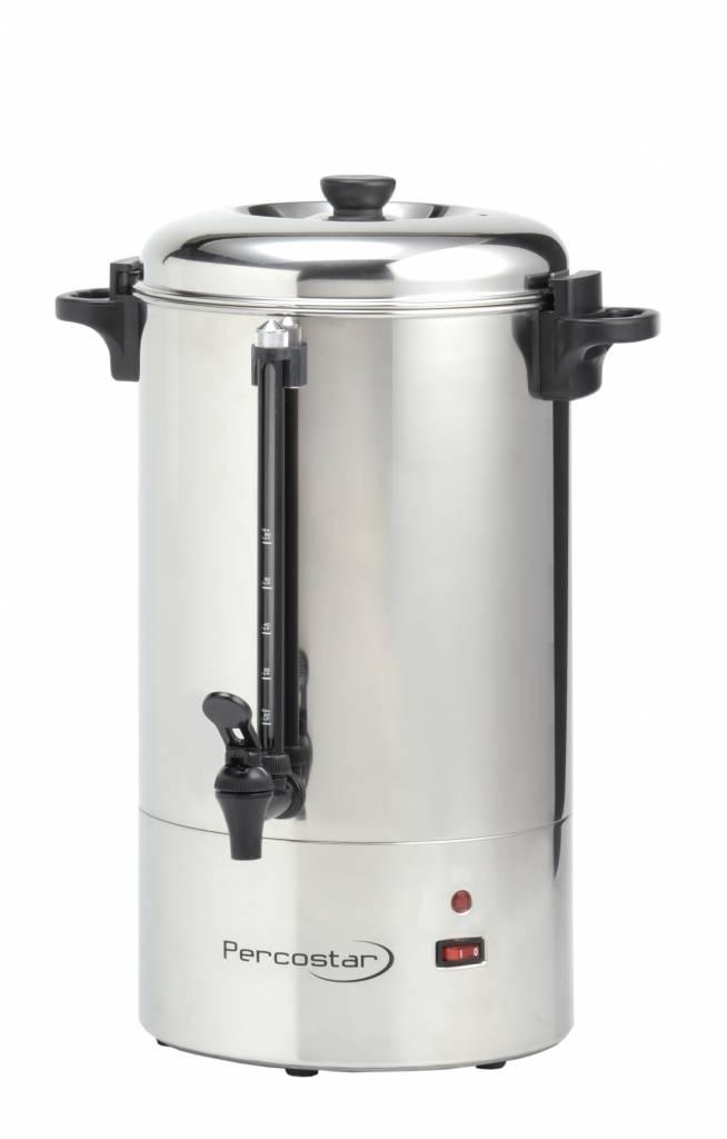 animo percolator percostar 6 5 liter 50 tassen schnell und einfach online gastronomiebedarf. Black Bedroom Furniture Sets. Home Design Ideas