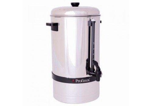Combisteel Stainless Steel Percolator - 40 cups - 6.5 Liter