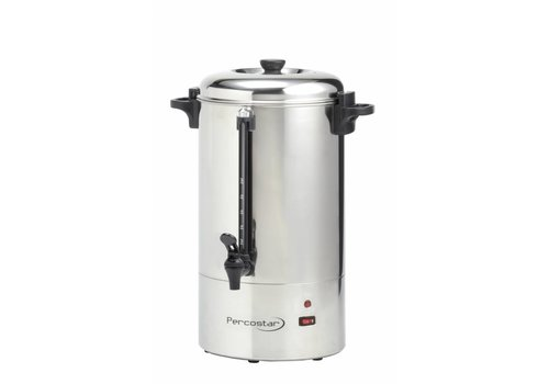 Animo Percolator Percostar - 12 liters - 100 cups - stainless steel