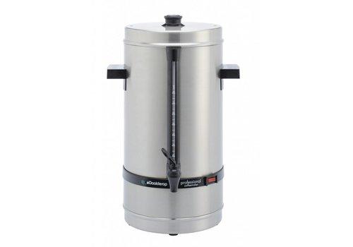 Daalderop Stainless Percolator - 80 Cups 10 Liter - deutsche Qualität