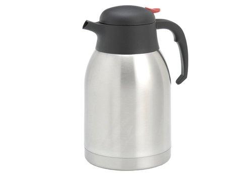 Animo RVS Theekan/ 2 Liter