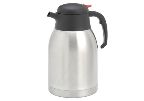 Animo Stainless Steel Teapot / 2 Liter