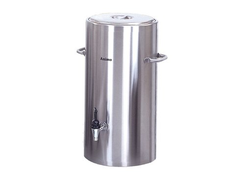 Animo Insulated Stainless Steel Beverage Dispenser 20 Liter