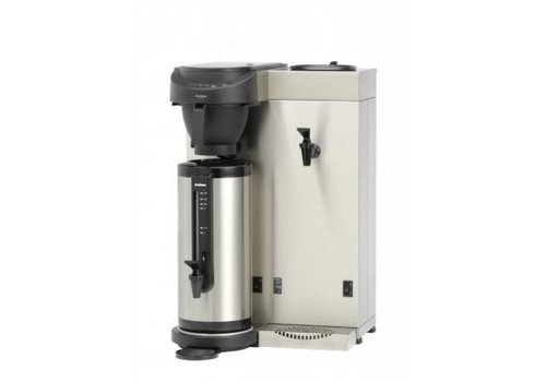 Animo Coffee and hot water machine - 2.4 Liter Can