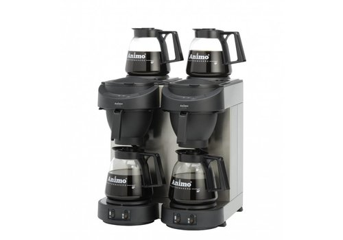 Animo Coffee included 4 jugs