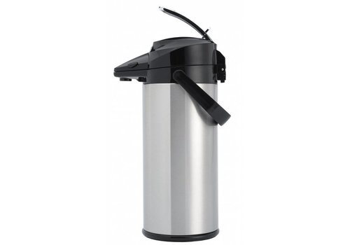 Animo Animo Stainless Steel Airpot 2.1 liters (in glass bottle)