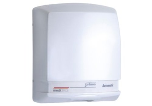 Mediclinics Hand Dryer Automatic White Prima M96A - 1650W