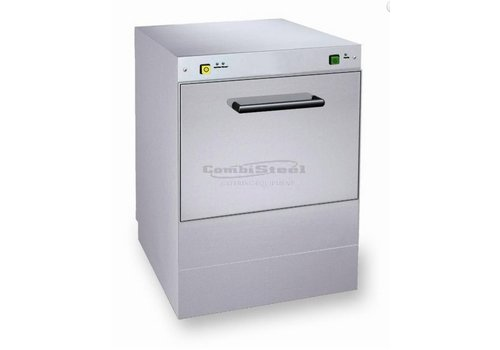 Combisteel Spacious dishwasher baskets with 6,6kW