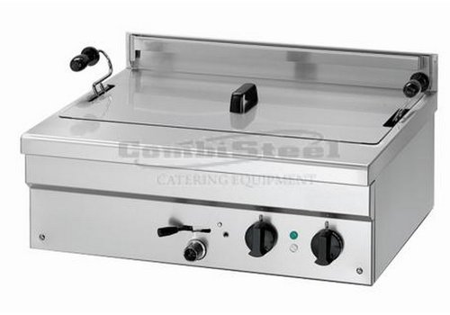 Combisteel Professional visbakfriteuse electric - 1 x 21 Liter - 9 kW
