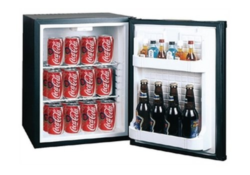 Polar Mini fridge with 30-liter lock Steel - BEST SOLD