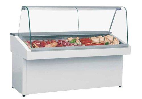 Combisteel Refrigerated display counter | 118 x 170 x 76,5 cm