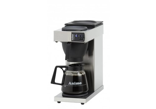 Animo Excelso Koffiezetapparaat | 18 liter per uur