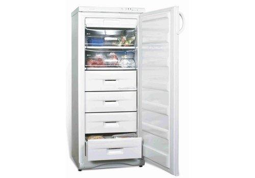 Combisteel Horeca Freezer with stainless steel exterior 275 Liter