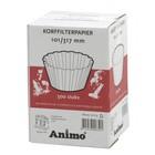 Animo Korffilterpapier 101/317 | CB 5 (W) / CN5e /CN5i