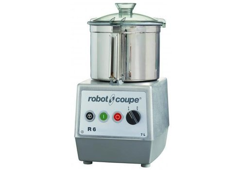 Robot Coupe Robot Coupe R6 Table Model Catering Cutter