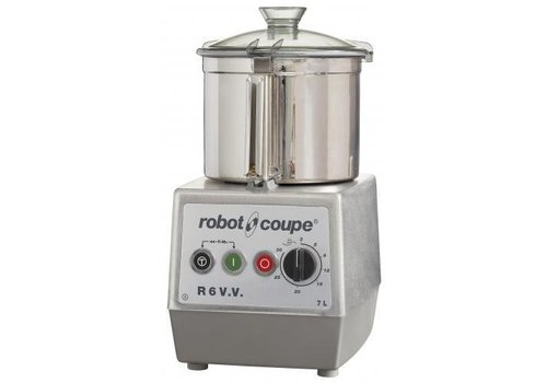 Robot Coupe Robot Coupe R6 VV Table Model Vegetable Cutter