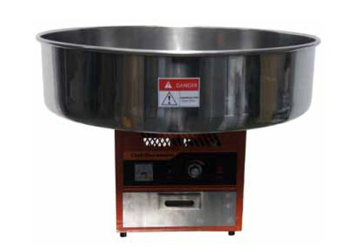 Combisteel Professional cotton candy machine - diameter 710 mm