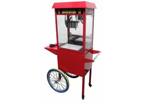 Combisteel Professionelle Popcornmaschine (56x42x156 cm)