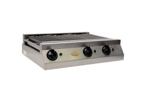 Rosval Waterbadgrill -Vapogrill - Aquagrill - 4,5kW/400V