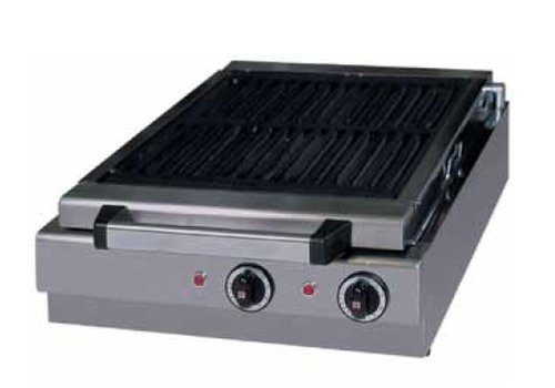Combisteel Water bath Grill -Vapogrill - Aqua Grill 2 elements