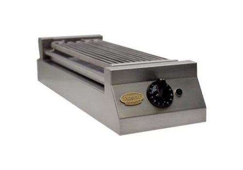 Rosval Wasserbad Grill -Vapogrill - Aqua Grill ein Element - 2,5 kW 230V