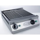 Rosval Wasserbad Grill -Vapogrill - Aqua Grill zwei Elemente - 5kW -400 V