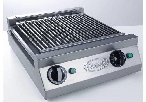 Rosval Waterbath grill - Aquagrill 2 elements - 5kW -400V