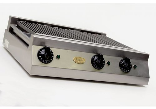 Rosval Waterbadgrill -Vapogrill - Aquagrill 3 -7,5kW/400v