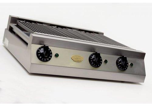 Rosval Waterbath grill - Aquagrill 3 -7.5kW / 400v