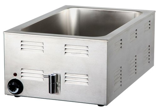 Combisteel Bain Marie with Drain - 1/1 GN