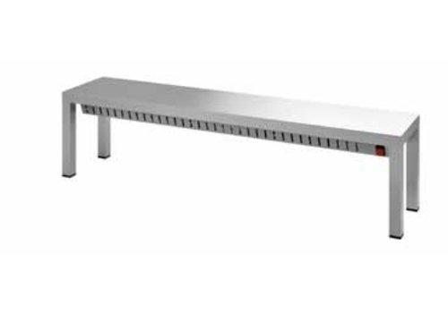 Combisteel Professional Hot Bridge 180x30x35 cm (WxDxH)