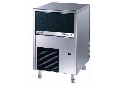 Brema Eismaschinen - 33 kg / 24h - Lagerung 16 kg
